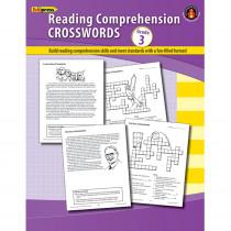 EP-187R - Comprehension Crosswords Book Gr 3 in Comprehension