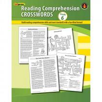 EP-190R - Comprehension Crosswords Book Gr 6 in Comprehension