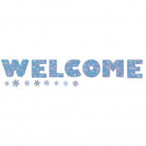 EP-2240 - Seasonal Welcome Bulletin Board Set in Holiday/seasonal