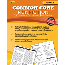 EP-2351 - Common Core Nonfiction Book Gr 2 in Language Arts
