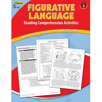 EP-2370 - Figurative Language Comprehension Bk Red Level in Comprehension