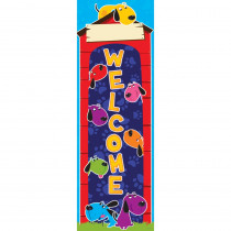 EP-2638 - Dogs Welcome Banner in Banners