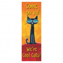 EP-2639 - Pete The Cat Welcome Banner in Banners
