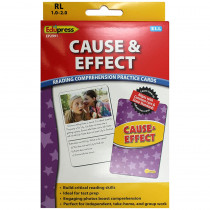 EP-2991 - Cause And Effect Rcpc Yellow Level in Reading Skills