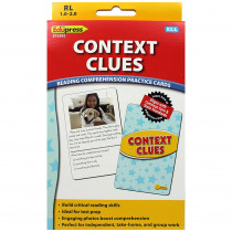 EP-2992 - Context Clues Rcpc Yellow Level in Reading Skills