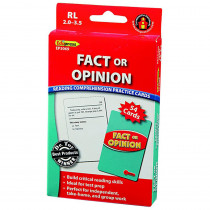 EP-3069 - Fact Or Opinion - 2.0-3.5 in Comprehension