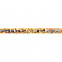 EP-3296 - Africa Postcards Photo Border in Border/trimmer