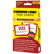 EP-3343 - Common Core Math Task Cards Gr K in Math