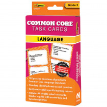 EP-3350 - Gr 2 Common Core Language Task Cards in Language Arts