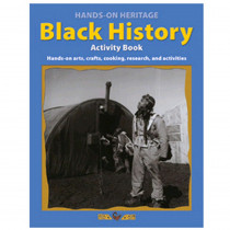 EP-351 - Hands-On Heritage Activity Books Black History in Cultural Awareness
