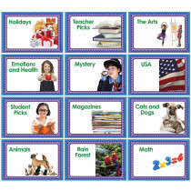 EP-366 - Classroom Library Labels in Library Cards
