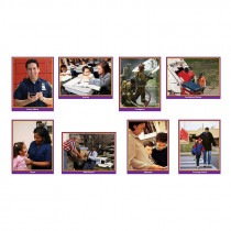 EP-379 - Community Helpers Photo Activity Cards in Economics