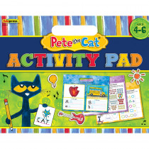EP-62018 - Pete The Cat Activity Pad in Resources