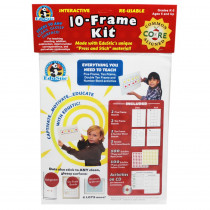 ES-TFI01 - 10-Frame Kit in Manipulative Kits