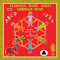 ETACD522 - Learning Basic Skills Thru Music Cd Volume 2 in Cds