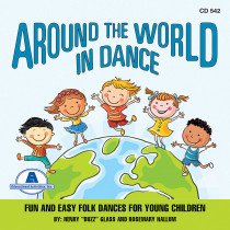 ETACD542 - Around The World In Dance Cd in Cds