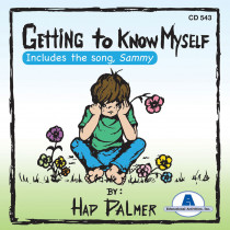 ETACD543 - Getting To Know Myself Cd in Cds