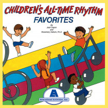 ETACD630 - Childrens All-Time Rhythm Favorites in Cds