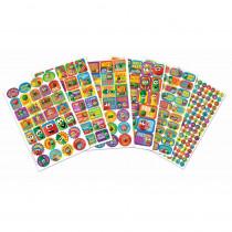 EU-609696 - Veggietales Sticker Book in Inspirational