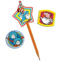 EU-610102 - Dr Seuss Lenticular Pencil Topper in Pencils & Accessories