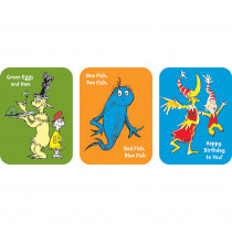 EU-650022 - Stickers Dr Seuss Favorite Books in Stickers