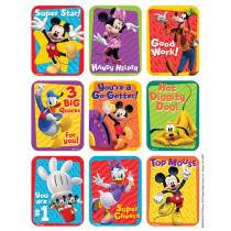 EU-650032 - Mickey Mouse Clubhouse Motivational Giant Stickers in Stickers