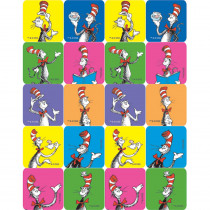 EU-655029 - Cat In The Hat Stickers 120Ct in Stickers