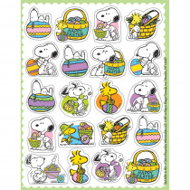 EU-655061 - Peanuts Easter Theme Stickers in Stickers