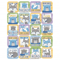A Close-Knit Class Stickers, Theme, Pack of 120 - EU-655091 | Eureka | Stickers