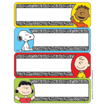 EU-656143 - Peanuts Composition Label Stickers in Stickers