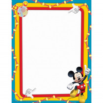 EU-812117 - Mickey Mouse Clubhouse Primary Colors Computer Paper in Design Paper/computer Paper