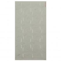 EU-82474 - Stickers Foil Stars 3/4 Inch Silver in Stickers
