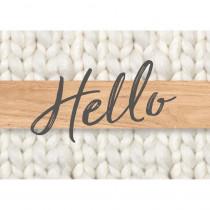 A Close-Knit Class Teacher Cards, Pack of 36 - EU-831933 | Eureka | Postcards & Pads