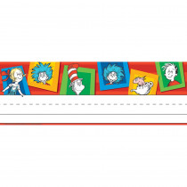 EU-833002 - Dr Seuss Standard Tented Name Plates in Name Plates