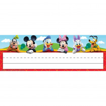 EU-833003 - Mickey Mouse Clubhouse Name Plates in Name Plates