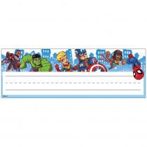 EU-833071 - Marvel Super Hero Adventure Name Plates Self Adhesive in Name Plates