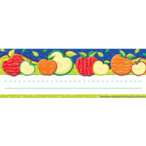 EU-833136 - Color My World Self Adhesive Apple Name Plates in Name Plates