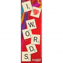 EU-834203 - Scrabble I Love Words Bookmarks in Bookmarks