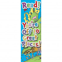 EU-834311 - Seuss - Oh The Places Youll Go Book Mark in Bookmarks