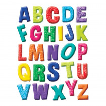 EU-836071 - Color My World Alphabet Window Clings in Window Clings