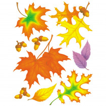EU-836550 - Window Cling Fall Leaves 12 X 17 in Window Clings