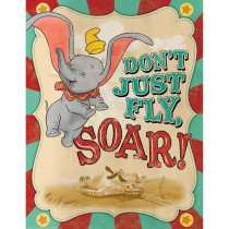 EU-837004 - Dumbo Soar 17X22 Poster in Classroom Theme