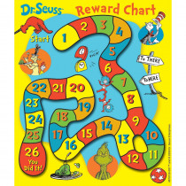 EU-837013 - Dr Seuss Game Mini Reward Charts in Incentive Charts