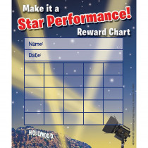EU-837014 - Movie Theme Mini Reward Charts in Incentive Charts