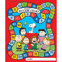 EU-837017 - Peanuts Game Mini Reward Chart in Incentive Charts