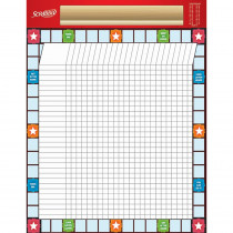 EU-837034 - Scrabble Incentive Chart 17X22 Poster in Incentive Charts