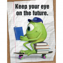EU-837038 - Monsters U. Eye On The Future 17X22 Poster in Classroom Theme