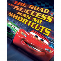 EU-837041 - Cars Road To Success 17X22 Poster in Classroom Theme