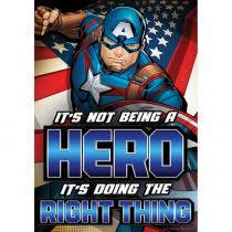 EU-837118 - Marvel Do Right Thing 13X19 Poster in Classroom Theme