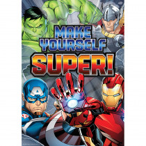 EU-837119 - Marvel Stronger Than Think Poster 13X19 in Classroom Theme